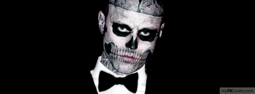 Rick Genest Facebook Covers - myFBCovers