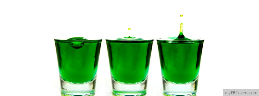 Facebook Cover Drinks