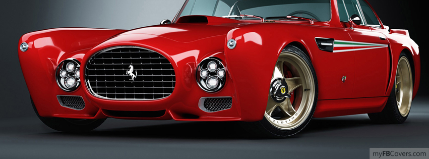 Ferrari GTO since 1960 Facebook Covers - myFBCovers