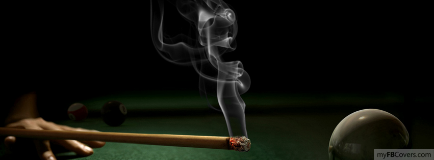 Smoke Snooker Facebook Covers - myFBCovers