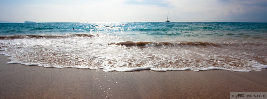 Blue sea facebook covers myfbcovers for Covers from the ocean