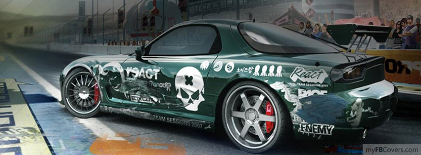 Need for speed : pro street characters