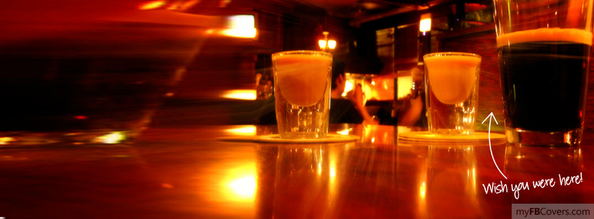 Bar Photography Facebook Covers