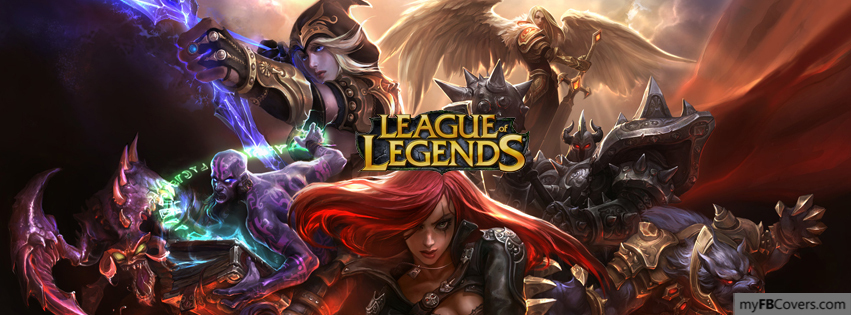 league of legends facebook covers   myfbcovers