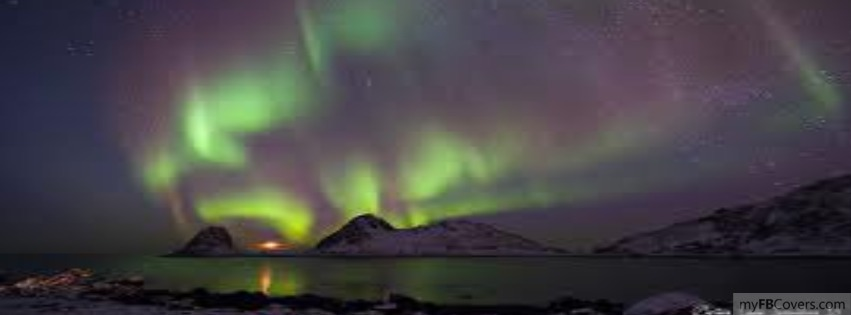Northern Lights Facebook Covers Images & Pictures - Becuo