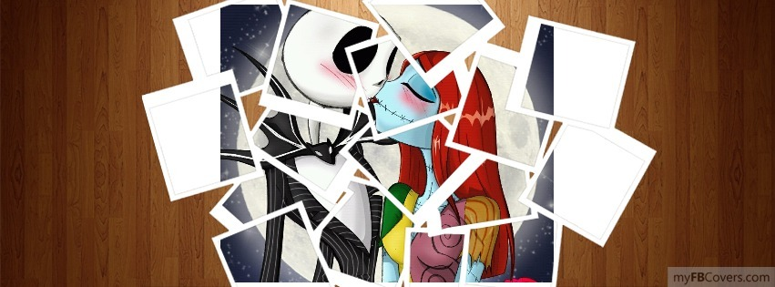Jack and sally facebook covers