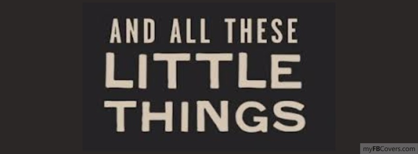 Little things One Direction Facebook Covers - myFBCovers