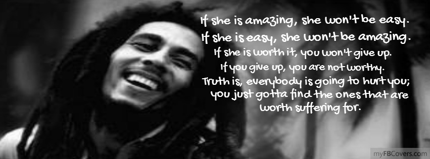 bob marley quotes facebook covers - photo #5