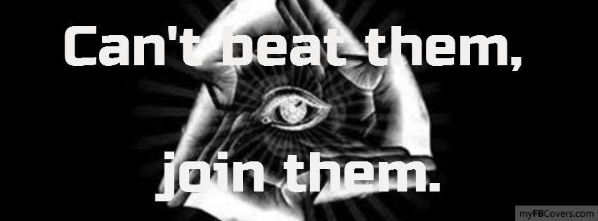 Illuminati Facebook Covers - myFBCovers