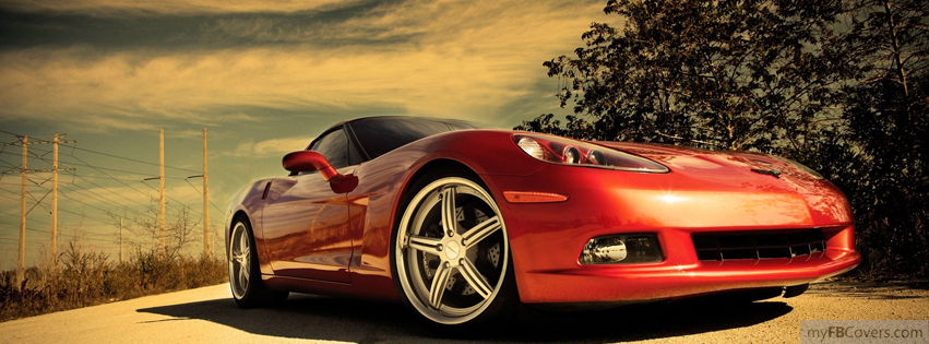 Corvette Facebook Covers Myfbcovers