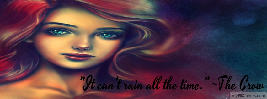 Ariel/ The Crow Facebook Covers - myFBCovers