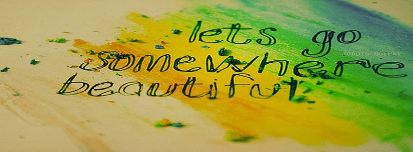 Adorable Crayon Cute Quote Water Color Facebook Covers ...