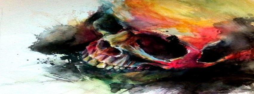 Amazing Art Beautiful Colors Illustration Facebook Covers ...