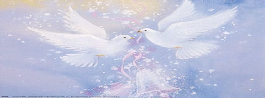 Aphrodite Symbol Dove Facebook Covers - myFBCovers