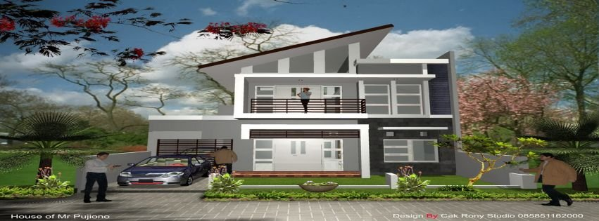 Architecture design for home modern minimalist house for Home architecture facebook