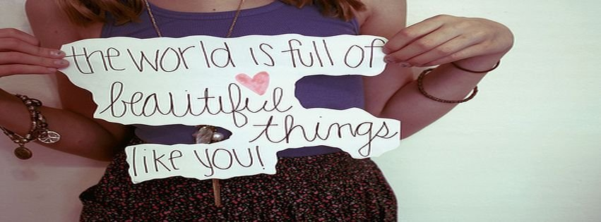 Sayings Quotes Life Facebook Covers...