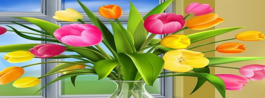Wonderful Beautiful Cartoon Flowers 851 x 315 · 52 kB · jpeg