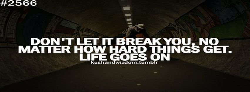 Cool Quote Quotes Rain Facebook Covers Downloads 0 Created 2013
