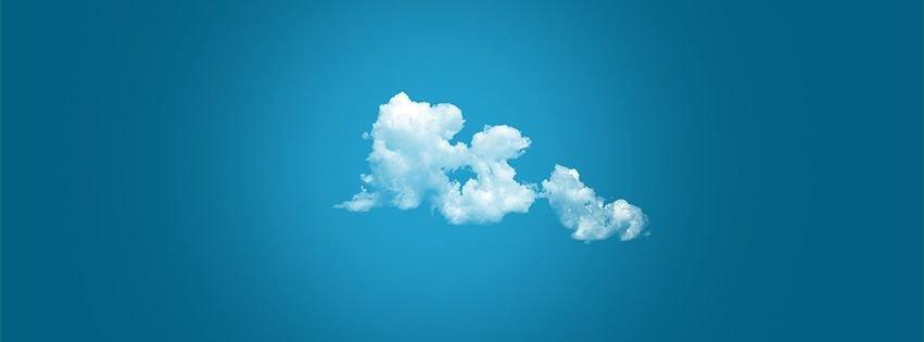 facebook timeline cover cloud - photo #22