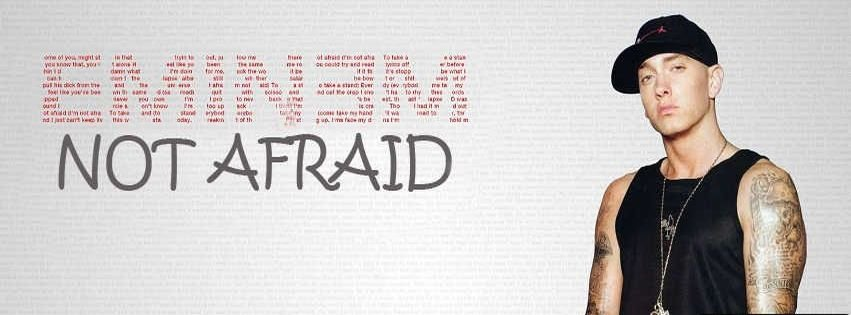 not afraid song - 851×315