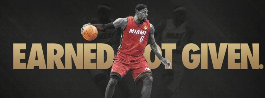 Nba Miami Heat Logo Cover Facebook Covers Timeline Profile
