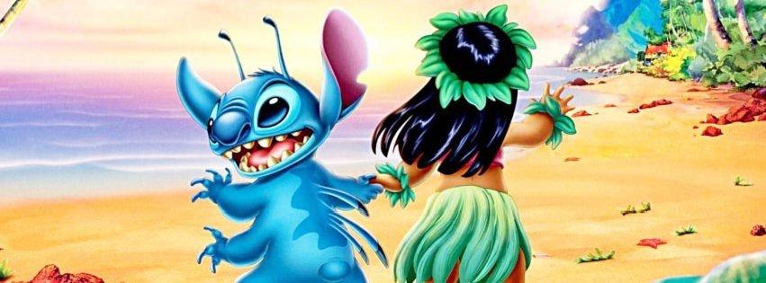 Facebook Covers Stitch Lilo Pelekai Fb Facebook Covers ...