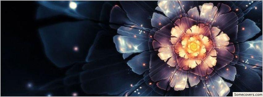 Facebook Cover Flower Beautiful Art Facebook Covers ...
