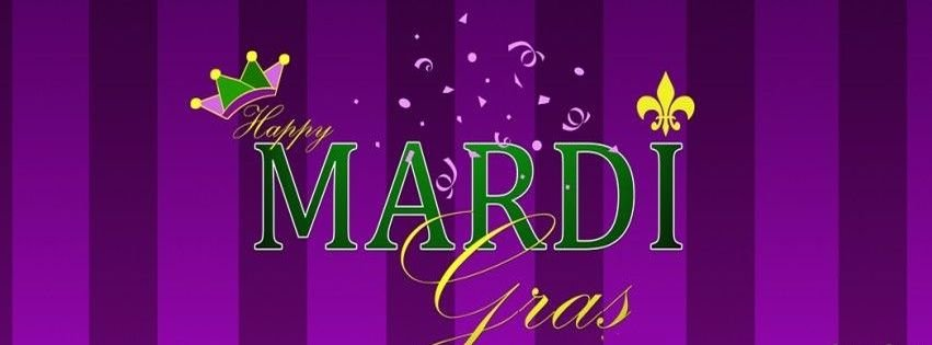 Happy Mardi Gras Facebook Covers Facebook Covers Myfbcovers