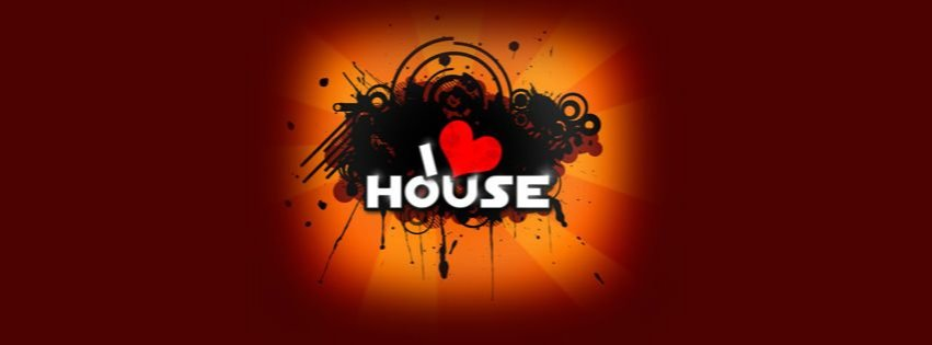 I love house music facebook covers myfbcovers for House music cover