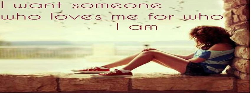 love girl starring pretty quotes facebook covers facebook