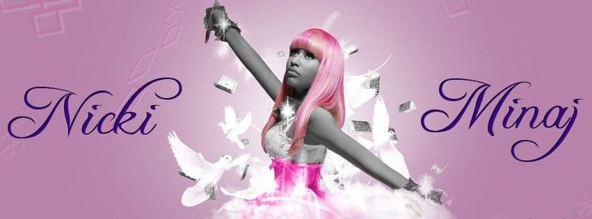 Nicki Minaj Facebook Covers Facebook Covers myFBCovers