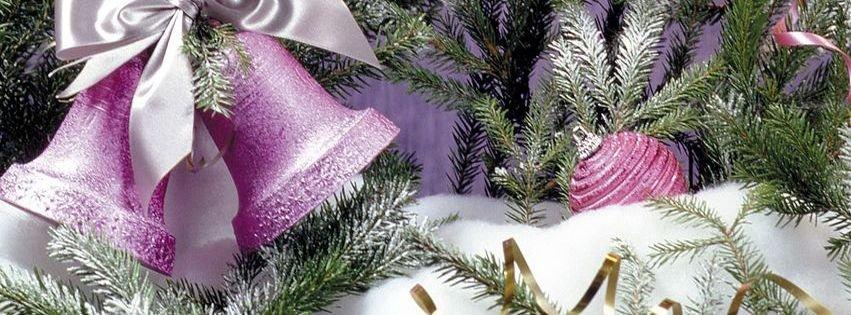 Purple christmas decor facebook timeline covers facebook for Decorate pictures for facebook