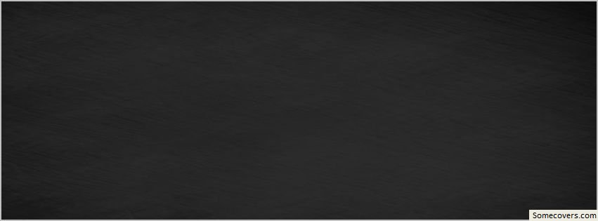 Alter Bridge Plain Black Facebook Timeline Cover