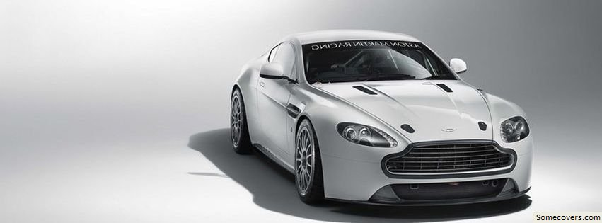 aston martin vantage gt facebook cover facebook covers myfbcovers. Cars Review. Best American Auto & Cars Review