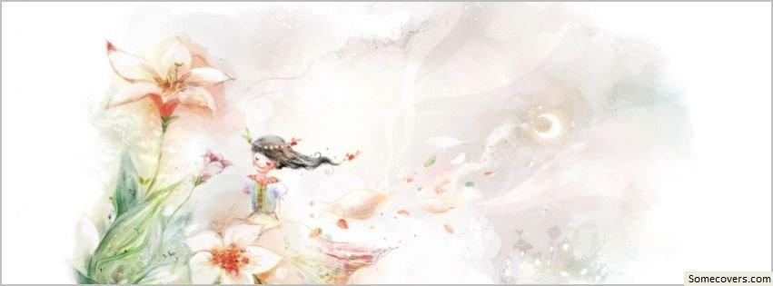 Beautiful Autumn Landscape Facebook Timeline Cover