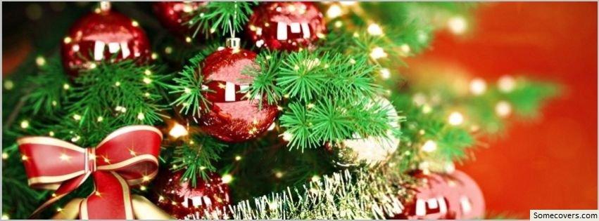 Beautiful Christmas Tree Facebook Timeline Cover Facebook ...