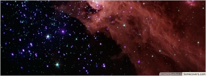 Beautiful Nebula Facebook Timeline Cover Facebook Covers ...