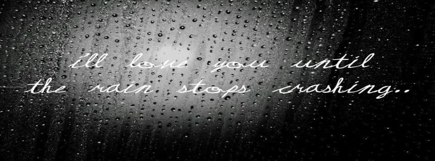 Black And White Quotes Facebook Covers. QuotesGram