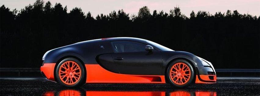 bugatti veyron super sport fb covers facebook covers. Black Bedroom Furniture Sets. Home Design Ideas