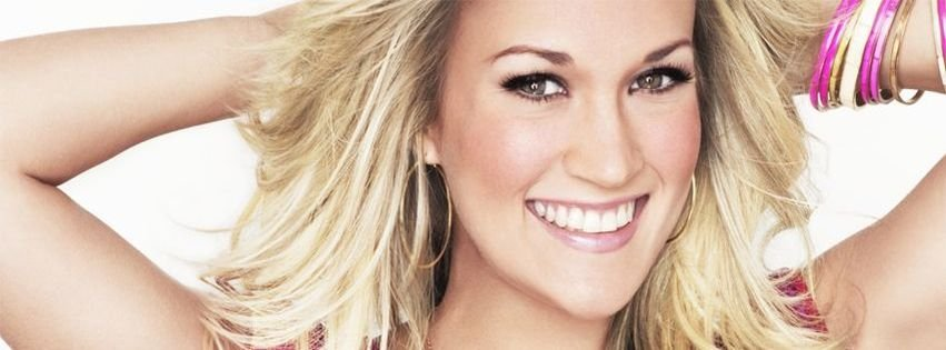 Carrie Underwood Pink Facebook Covers Facebook Covers