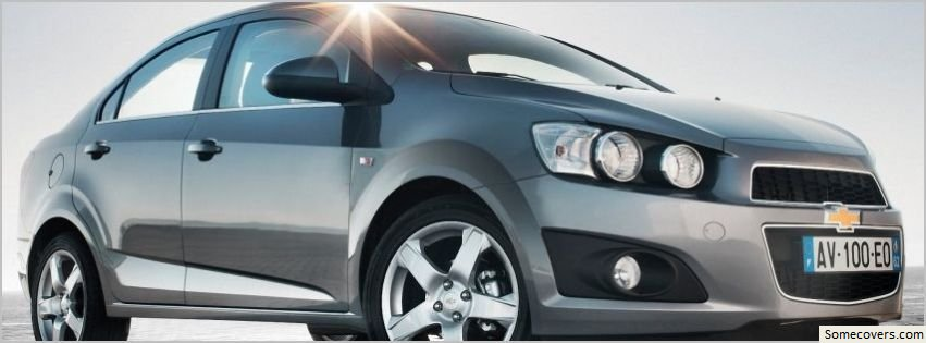 Chevrolet aveo sedan dazzling facebook timeline cover