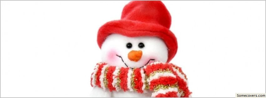 Christmas Snowman 1 Facebook Timeline Cover Facebook ...