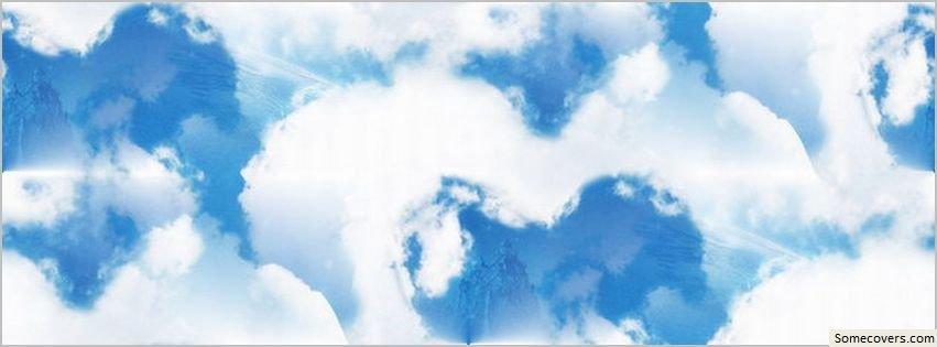 facebook timeline cover cloud - photo #10