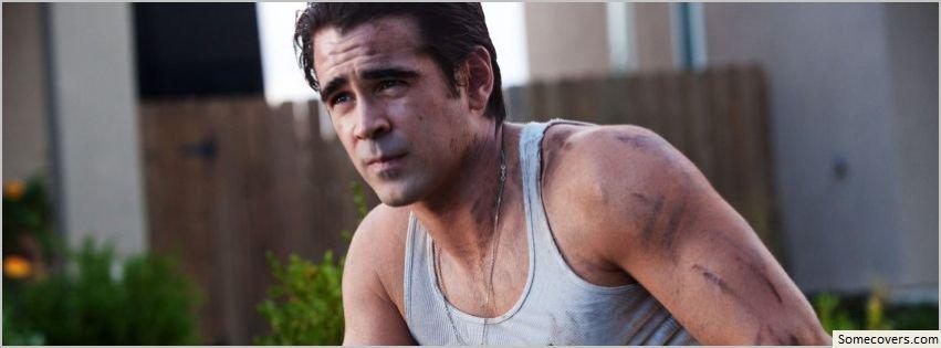 Colin Farrell In Frigh...