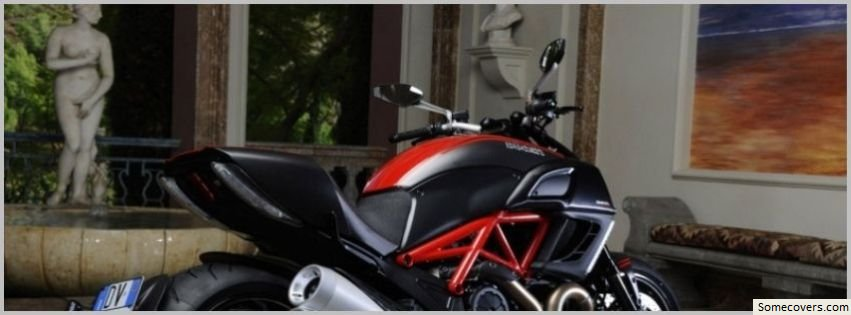 Ducati Diave... Ducati Facebook