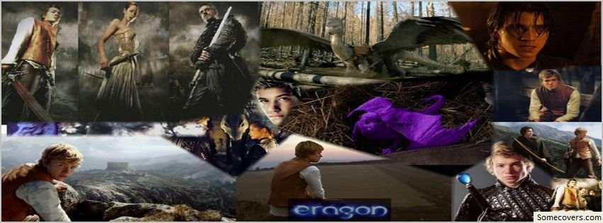 Dark Fantasy Facebook Covers: Eragon 1 Dark Fantasy Facebook Timeline Cover86 Facebook