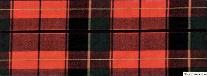 Cookbook Red Checkered Cover ~ Face book cover red plaid design material facebook covers