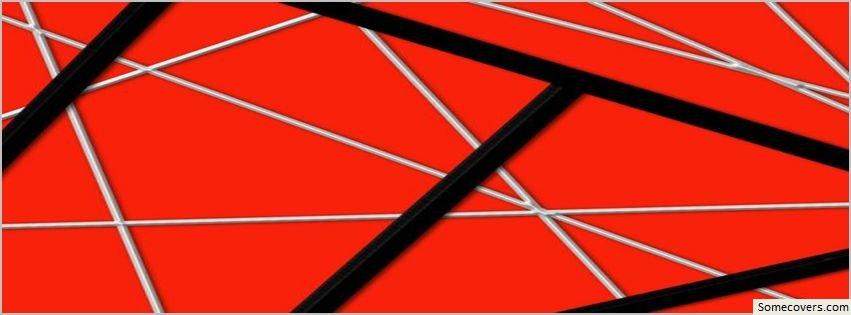 961864e23d6 Face Book Covers Van Halen Stripes Pattern Facebook Covers