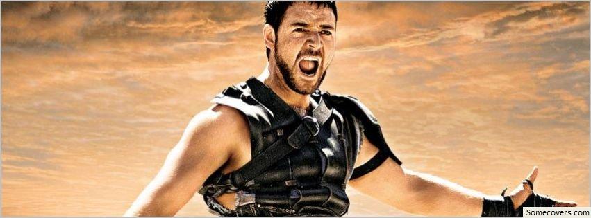 Gladiator 2 facebook timeline cover