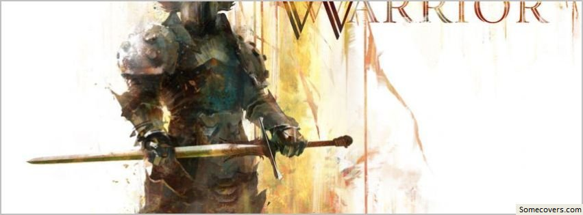 Gw2 Warrior 1 Facebook Timeline Cover